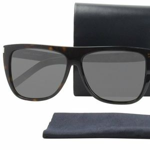 Saint Laurent YSL SL1 Sunglasses Aviators